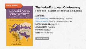 Indo-European Controversy