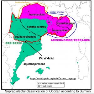 Occitan Supradialects 2