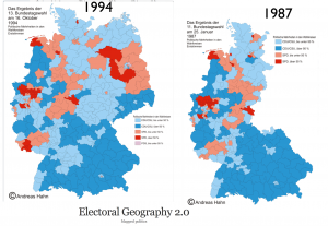 Germany Electoral Maps 2