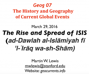 ISIS Lecture